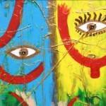 Augen auf die Tantra Schule des Vetrauen