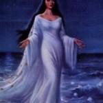 Im Tantra spielt die Flussgöttin Yemaya eine wichtige Rolle