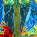 Meerjungfrau, Tantra Schule